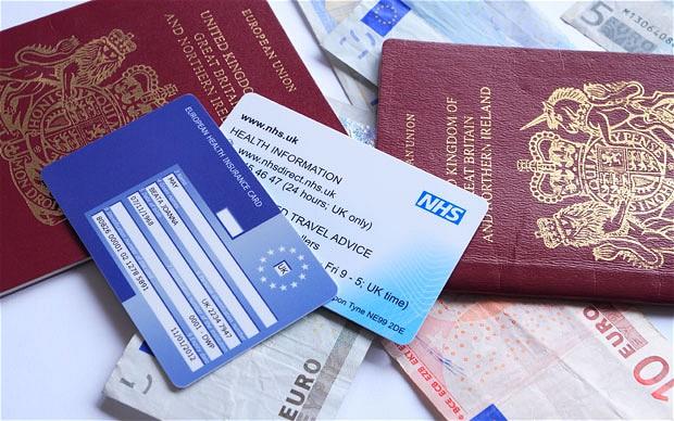 Evropejska Zdravnoosiguritelna Karta Ehic Info Za Uk