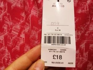 Научете се да дешифрирате бъдещите разпродажби и намаления, скрити на етикетите