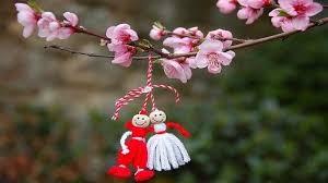 Прекрасният български празник Баба Марта