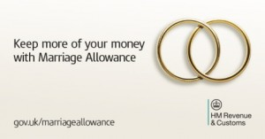 Женените двойки могат да спестят до £212 от данъци